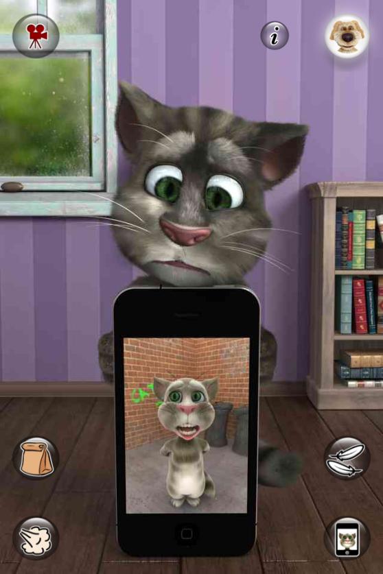скачать говорящий кот том 2 на компьютер:
