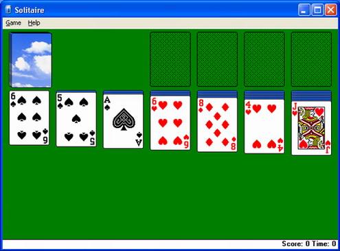 бесплатно онлайн регистрации в карты по 3 без косынку играть