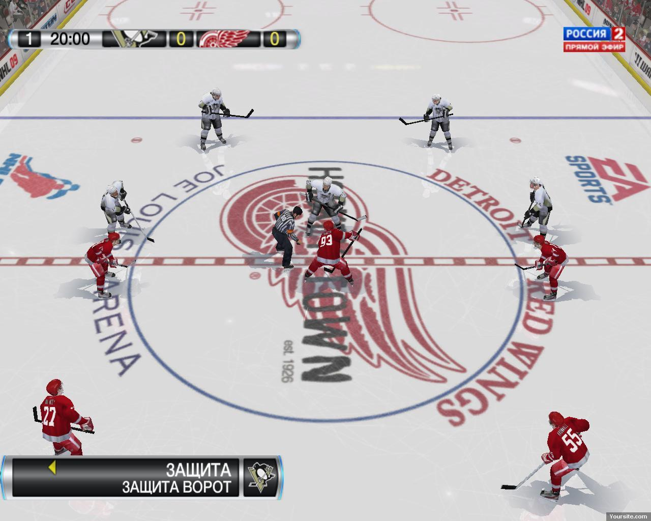 Скачать на компьютер игры хоккей.