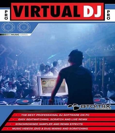 Atomix Virtual DJ Pro