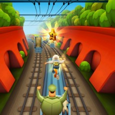 subway surfers бесплатно и без регистрации
